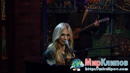 Delta Goodrem - In This Life (Live, Late Show With David Letterman)