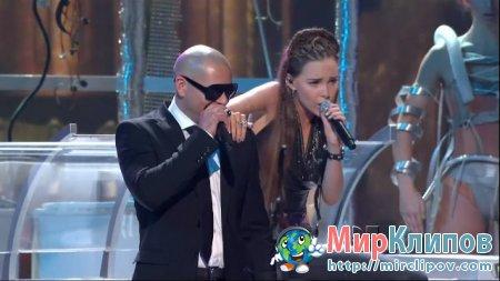 Belinda Feat. Pitbull - Egoista (Live, Premios Juventud, 2010)