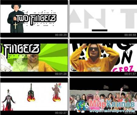 Simon De Jano Feat. Two Fingerz - Kong Fusion Is True