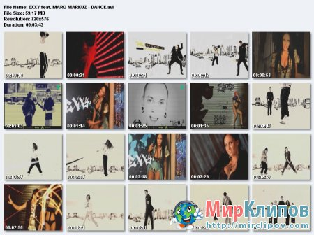 Exxy Feat. Marq Markuz - Dance