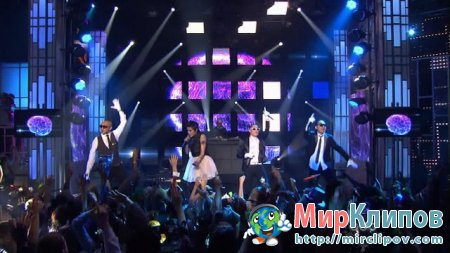 Far East Movement & Dev - Like A G6 (Live, Dick Clark's New Year's Rockin Eve, 2011)