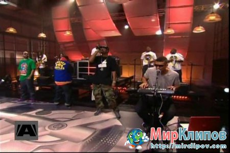 Big Boi - Shutterbugg - (Live, Tonight Show With Jay Leno, 07.07.2010)