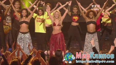 Shakira - Waka Waka (Live, NRJ Music Awards, 2011)