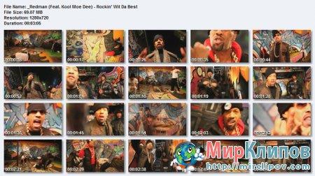 Redman Feat. Kool Moe Dee - Rockin' Wit Da Best