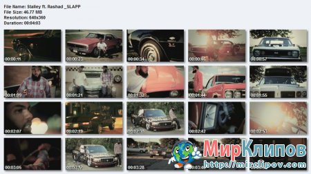 Stalley Feat. Rashad - Slapp