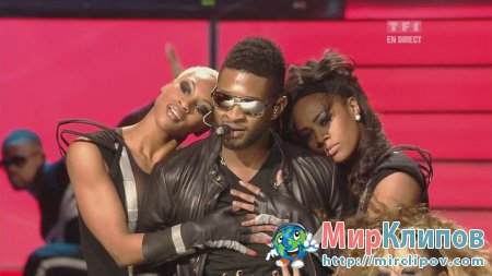 Usher - Medley (Live, NRJ Music Awards, 2011)