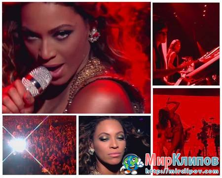 Beyonce - Naughty Girl Live I (Live, World Tour)