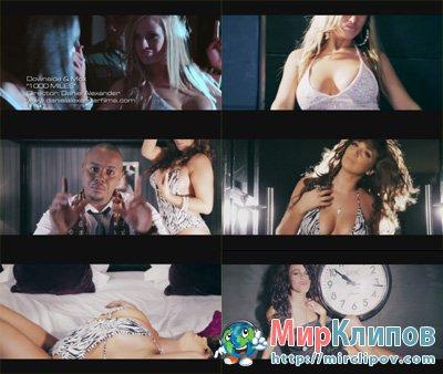 Downside & Mox Feat. Janine Edwards - 1000 Miles