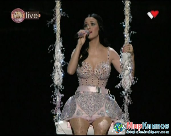 Katy Perry - Medley (Live, Grammy Awards, 2011)