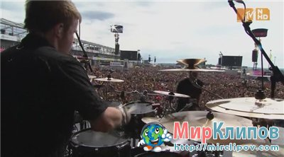 Pendulum - Live Perfomance (Rock Am Ring, 2010)
