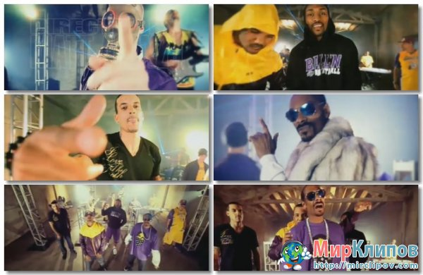 Snoop Dogg Feat. Wiz Khalifa & Game - Purp & Yellow