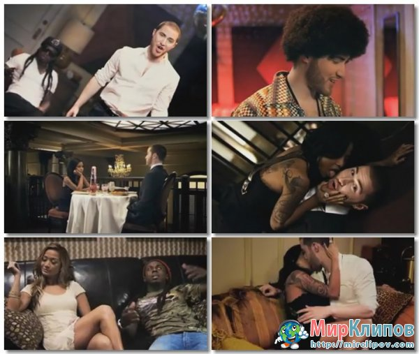 Mike Posner Feat. Lil Wayne - Bow Chica Wow Wow