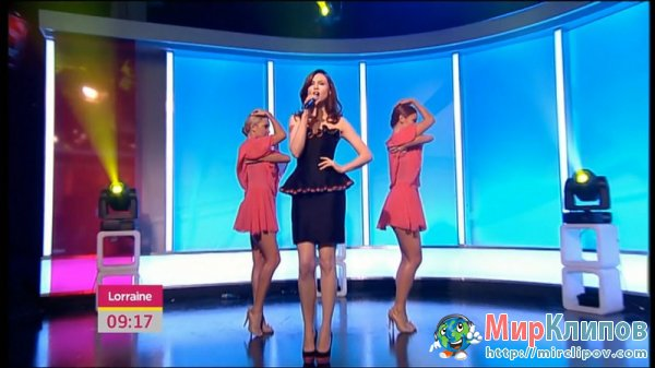 Sophie Ellis Bextor - Not Gonna Give Up On Love (Live, Lorraine)