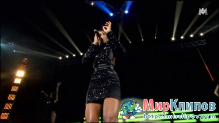 Kelly Rowland - When Love Takes Over (Live, Starfloor, 2010)