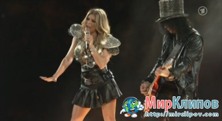 Black Eyed Peas Feat. Usher & Slash - Medley (Live, Super Bowl XLV Halftime Show)