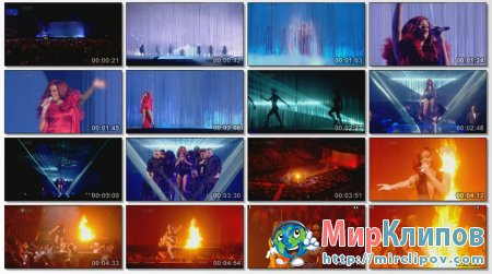 Rihanna - Medley (Live, Brit Awards, 2011)