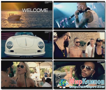 DJ Antoine vs. Тимати & Kalenna - Welcome To St. Tropez