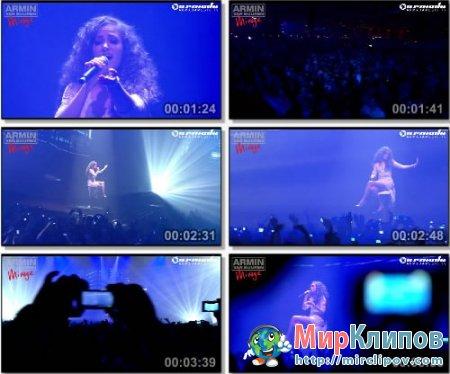 Armin Van Buuren Feat. Ana Criado - Down To Love (Live, Armin Only Mirage, 2011)