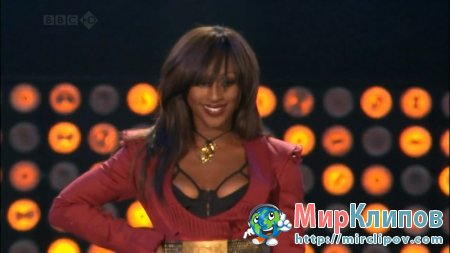 Alexandra Burke - Start Without You (Live, The Heroes Concert, 2010)