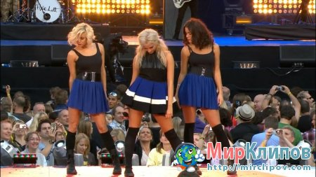 Pixie Lott - Boys & Girls (Live, The Heroes Concert, 2010)
