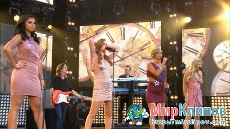The Saturdays - Missing You (Live, The Heroes Concert, 2010)