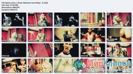 Juicy J Feat. Machine Gun Kelly - In Hale