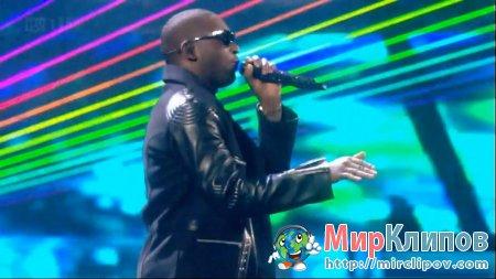 Tinie Tempah - Medley (Live, Brit Awards, 2011)