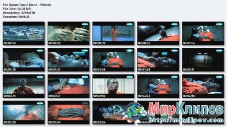 Gucci Mane - Weirdo