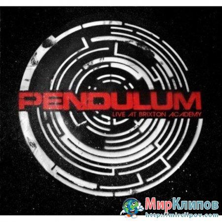 Pendulum - Live Perfomance (Brixton Academy)
