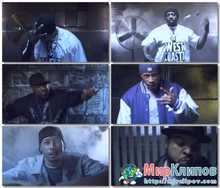 WC Feat. Ice Cube & Maylay - You Know Me