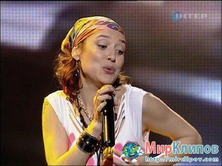 Алена Винницкая - Он Один Играет Блюз (Live, 23 Февраля В Большом Городе, 2011)