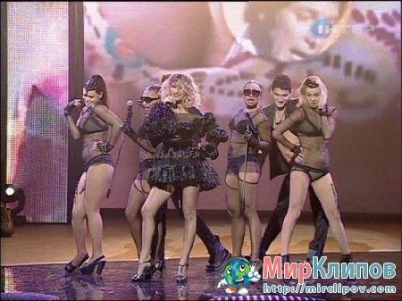 Светлана Лобода - Sex Bomb (Live, 23 Февраля В Большом Городе, 2011)