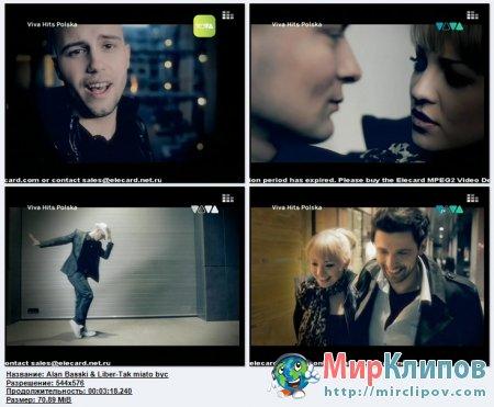 Alan Basski Feat. Liber - Tak Miato Byc