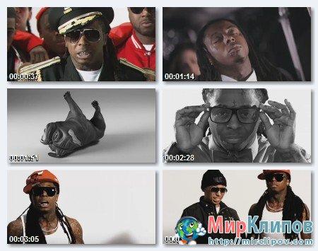 Lil Wayne Feat. Cory Gunz - 6 Foot, 7 Foot