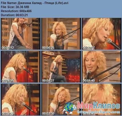 Джемма Халид - Птица (Live)