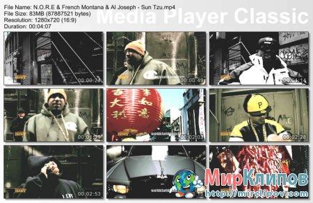N.O.R.E Feat. French Montana & Al Joseph - Sun Tzu
