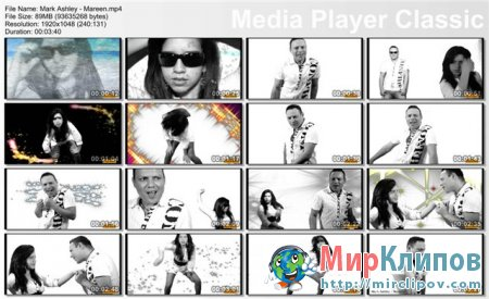 Mark Ashley - Mareen