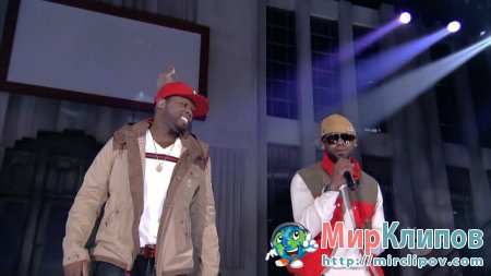 50 Cent Feat. Governor - Here We Go Again (Live, Lopez Tonight)