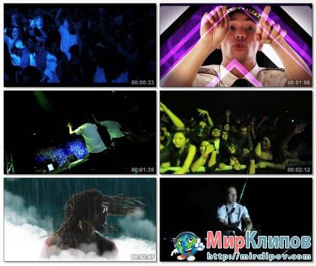 Steve Aoki Feat. Laidback Luke & Lil Jon - Turbulence