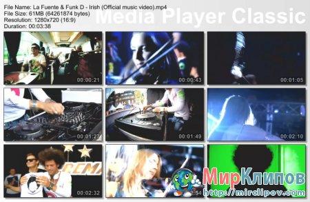 La Fuente & Funk D - Irish