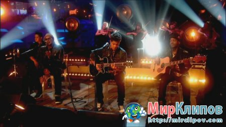 Bruno Mars - Grenade (Live, The Graham Norton Show 04.03.2011)
