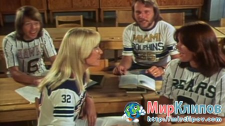 ABBA - When I Kissed The Teacher