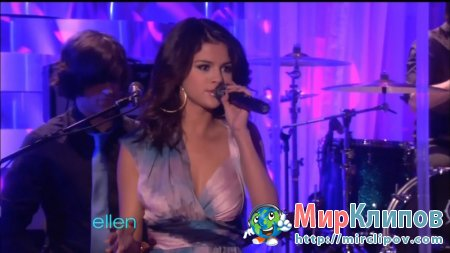 Selena Gomez - Who Says (Live, The Ellen DeGeneres Show, 22.03.2011)