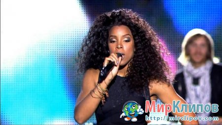 David Guetta Feat. Kelly Rowland - When Love Takes Over (Live, World Music Awards, 2010)