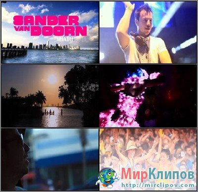 Sander van Doorn - Koko (Official Miami 2011 Aftermovie)