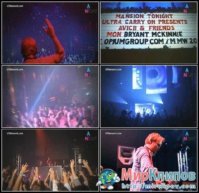 Tim Berg - Seek Bromance (Avicii's Vocal Mix) (Live, Mansion Miami UMF Closing Party, 2011)