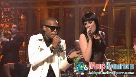 Jessie J Feat. B.O.B - Price Tag (Live, SNL)