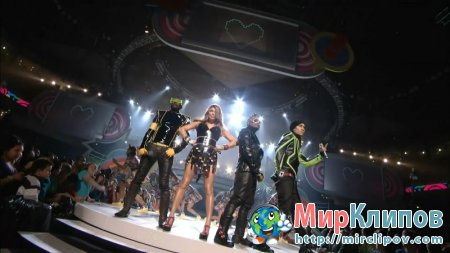 Black Eyed Peas - Medley (Live, Kids Choice Awards, 2011)