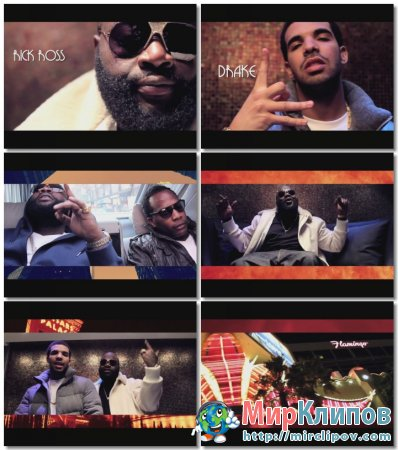 Rick Ross Feat. Drake - Made Men