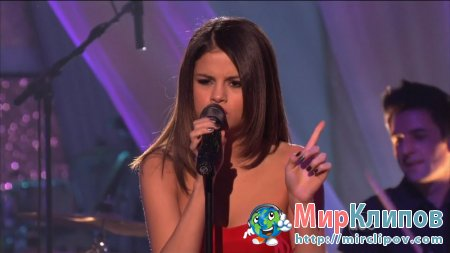 Selena Gomez - Who Says (Live, Dancing With The Stars, 05.04.2011)